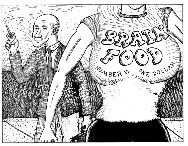 Brain Food 11