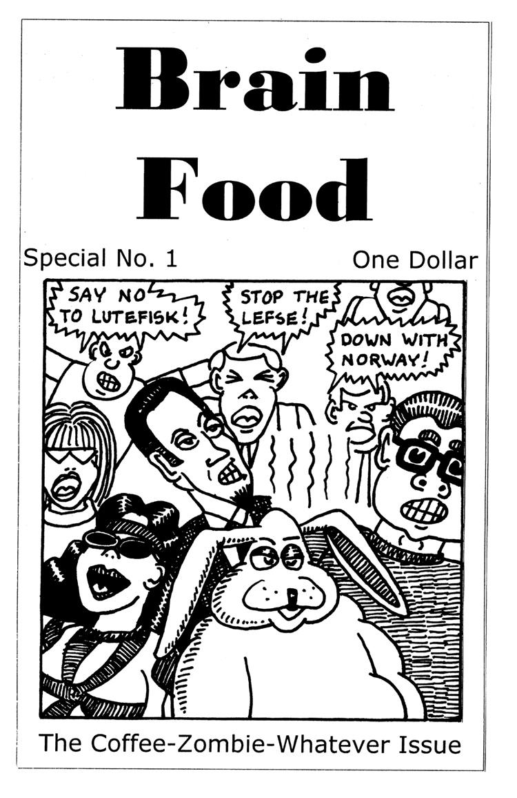 Brain Food Special #1