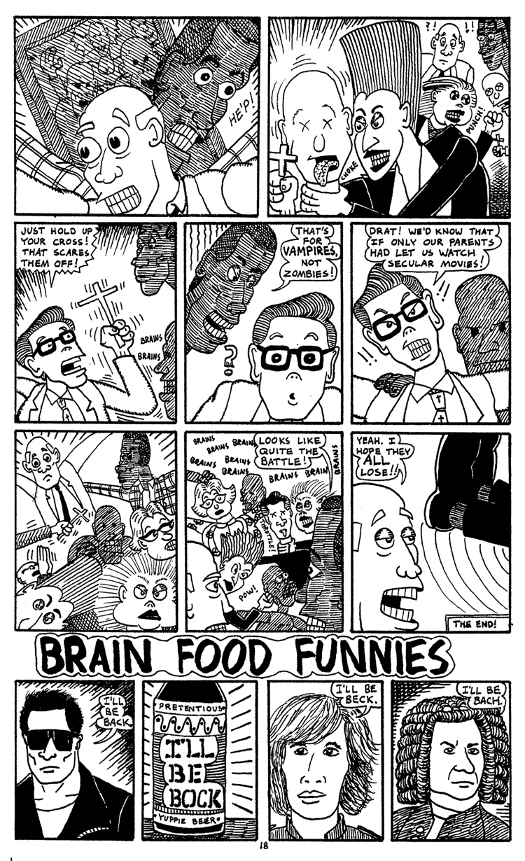 Brain Food 13