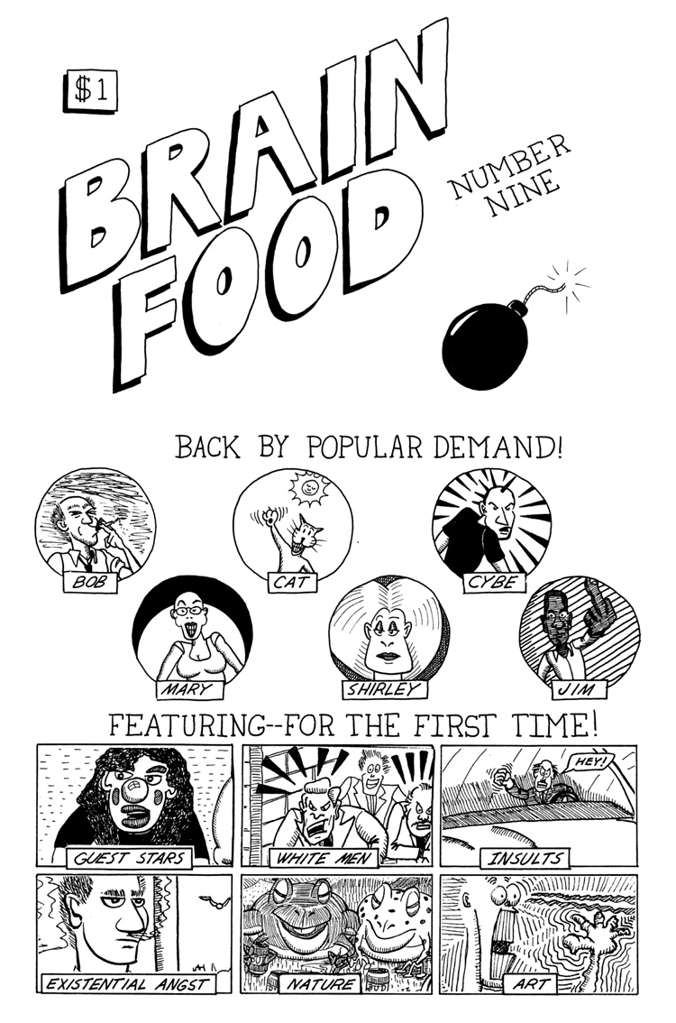 Brain Food 9