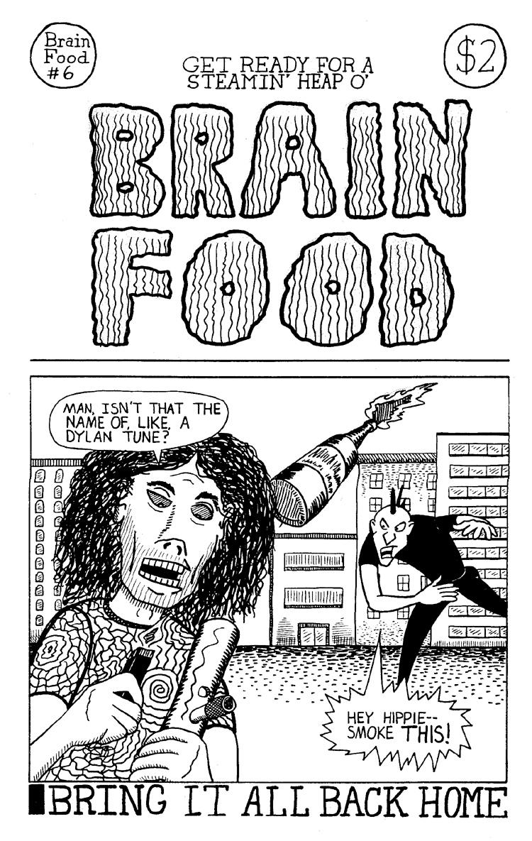 Brain Food 6